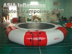 Colorful Water Trampoline