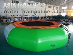 24 Foot Round Water Trampoline