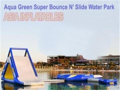 Super Bounce N' Slide Water Parks