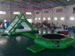 Super Bounce N' Slide Water Park Inflatables