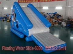 Floating Water Slide