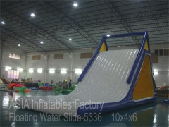20 Foot Float Water Slide
