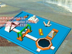 Inflatable Pool Water Parks