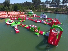 Floating Inflatable Water Park