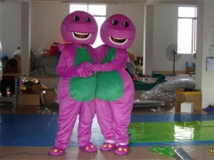 Top Quality Barney Costume