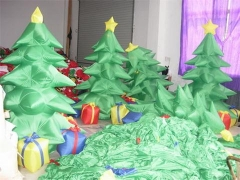 Inflatable Decoration Christmas Tree