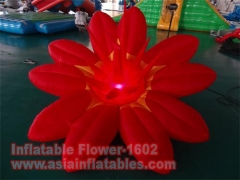 Inflatable Lotus Decoration