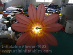 Inflatable Lotus Flower