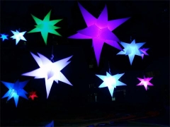 1.5m Inflatable Star