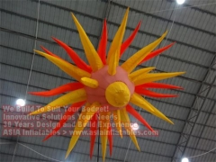 LED Lighting Inflatable Star
