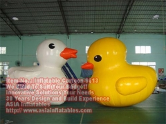 Air Sealed Inflatable Duck