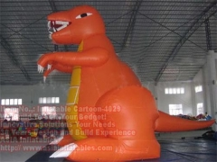 6m High Dinosaur Cartoon