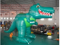12 Foot High Inflatable Dinosaur