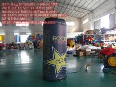 8 Foot Inflatable Can