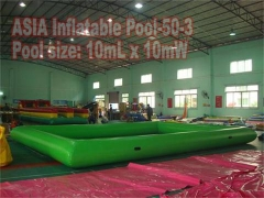 Pure Color Inflatable Pool