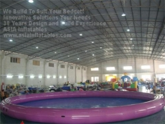 Giant Inflatable Pool Diam 20M