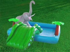 Small Elephant,Slide and Sink