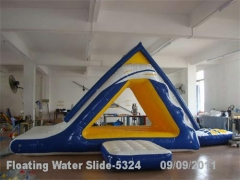22 Foot Floating Water Slide
