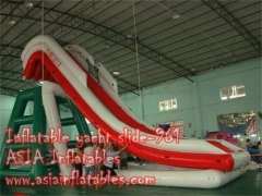 Custom Inflatable Yacht Slide