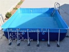 Metal Frame Swimming Pool Set