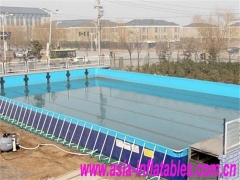 Great Metal Frame Swimming Playground