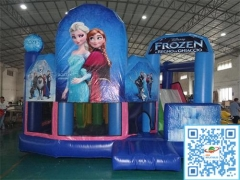Frozen 5 in 1 Bouncy Castle