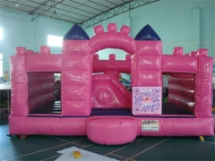 Princess Bounce House Slide Combo