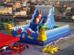 Dolphin Jumping Castle Combo