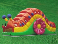 Inflatable Snail Tunnel