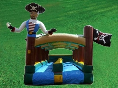 Inflatable Pirate Slip n Slide