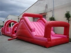 Free Style Obstacle Course