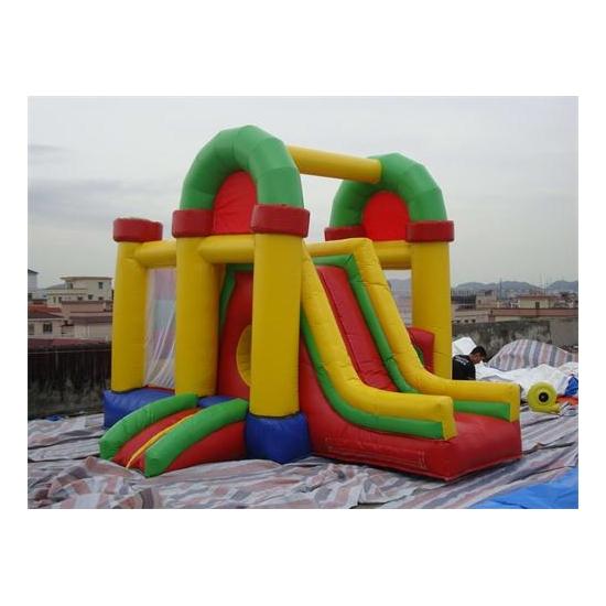 Inflatable Water Slide Port Macquarie: Backyard Inflatable Bounce House Slide Combo & Home Use