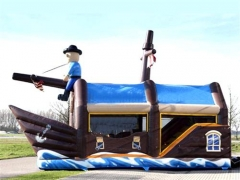 18 Foot Pirate Ship Slide