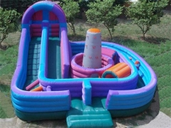 4 In 1 Mini Type Inflatable Challenge
