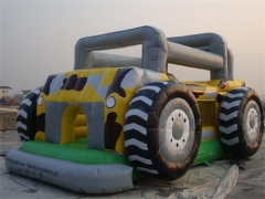 Inflatable Tractor Bouncer