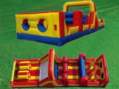 Classic Slide & Obstacle Combo
