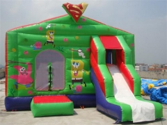 Inflatable Spongebob Jumping Castle