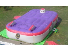 Inflatable Halloween Maze