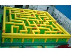 Custom Inflatable Maze