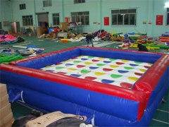 Inflatable Twister Party Game