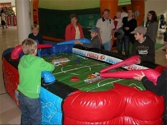 Air Hose Hockey Game