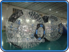 Football Shaped Zorb Ball