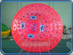 Purple Color Zorb Ball