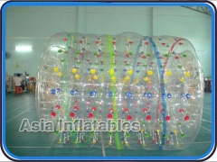 Color Strips Inflatable Roller
