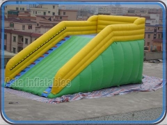 Inflatable Zorb Ramp