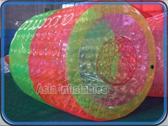 Half Color Inflatable Roller