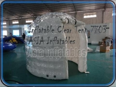 Transparent PVC Inflatable Shop