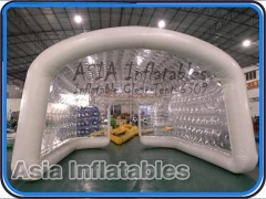 Transparent Inflatable Tent