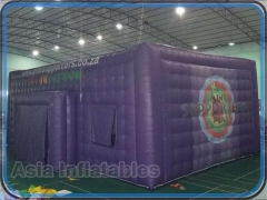 Outdoor Inflatable Cube Tent