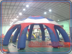 Portable Inflatable Spider Dome Tent